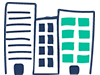 surveillance des chantiers de construction, réhabilitation des bâtiments conçus pour l'immobilier d'entreprise : bureaux, entrepôts, logistique, industries